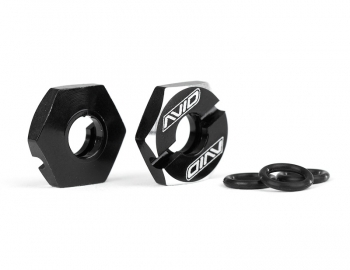D413 12mm Front Hex | Pressure Hold