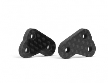 B6 / B6D Carbon Steering Block Arms +1