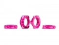 Triad 17mm Light Wheel Nuts | Pink | 4pcs
