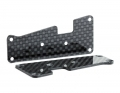 Hot Bodies D413 Carbon Arm Inserts | 1.5mm | Front