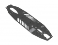 Xray T4 '15 Carbon Chassis | Cutout
