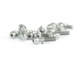 Titanium Ball Stud Kit | B6, B6D