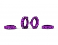 Triad 17mm Light Wheel Nuts | Purple | 4pcs