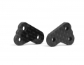 B6 / B6D Carbon Steering Block Arms +2