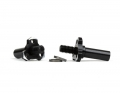 B6 / B6D Triad Steering Axles | Aluminum