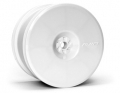 Satellite Rear Wheel (B6, 22, RB6) | 12mm Hex | White Pair